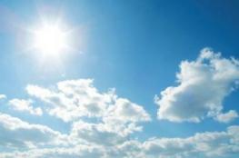 حالة الطقس: أجواء معتدلة والحرارة أدنى من معدلها اليوم وغدا