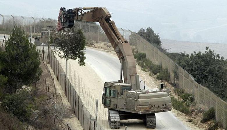 الاحتلال يوافق على ترسيم الحدود مع لبنان