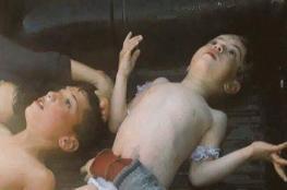 """""""إسرائيل"""" التي تبكي على أطفال سوريا فعلت نفس الشيء لأطفال غزة"""