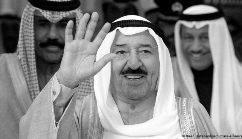 إقامة صلاة الغائب على روح أمير الكويت في المسجد الأقصى