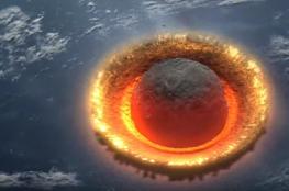 كوكب يقترب بسرعة من الأرض