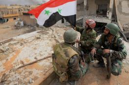 سوريا وايران توقعان اتفاقا للتعاون العسكري بينهما