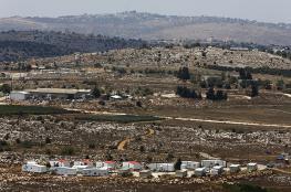 قلقيلية : الاحتلال يصادر 100 دونم لصالح الاستيطان