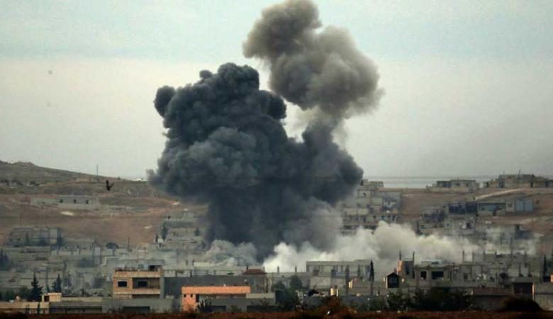 النظام السوري وروسيا قتلا 1109 مدنيين في ادلب منذ بداية العام