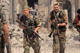 سوريا الديمقراطية تحتل 70 % من مساحة عاصمة داعش في سوريا