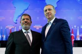 """أردوغان يعقب على وفاة الرئيس المصري """"مرسي """" ويبعث برسالة مؤثرة"""