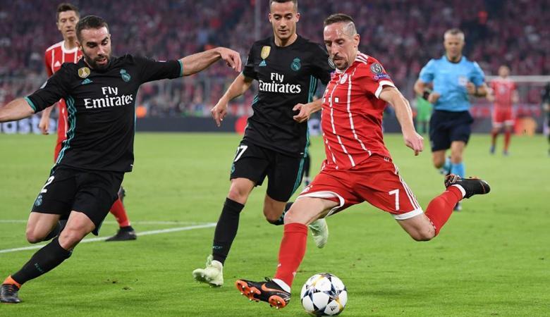 ريبيري يوجه رسالة قوية إلى ريال مدريد
