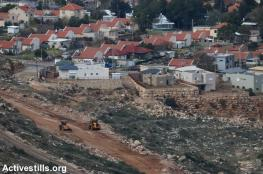 اسرائيل تخطط لحماية المستوطنات بمليارات الدولارات