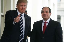 مفاجأة من العيار الثقيل: ترامب طلب من مصر إرسال قوات إلى سوريا