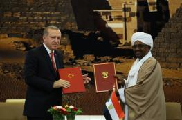 السودان يمنح جزيرة في البحر الأحمر لتركيا