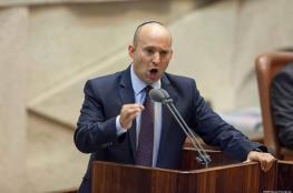 """قناة عبرية: غزة قضت على اليمين الاسرائيلي وتهديدات """"بنيت """" فارغة"""