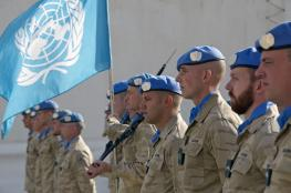 روسيا تدعو لإرسال بعثة أممية للأراضي الفلسطينية