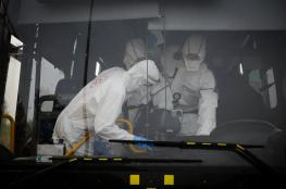 """اسرائيل "" تبدأ بفرض قيود لمنع انتشار فيروس كورونا"