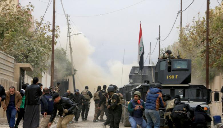 الجيش العراقي ينفي تعرضه لقصف خاطئ من التحالف
