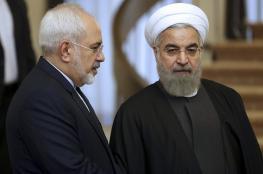 روحاني يرفض استقالة وزير الخارجية الايراني ظريف