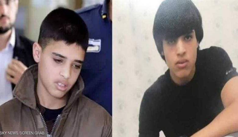 احمد مناصرة يظهر من جديد ..من الطفولة الى الشباب