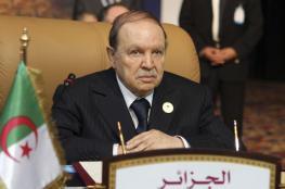 """بوتفليقة : حققت انجازات للجزائر """" لا يمكن لأي جاحد كان أن يحجبها """""""