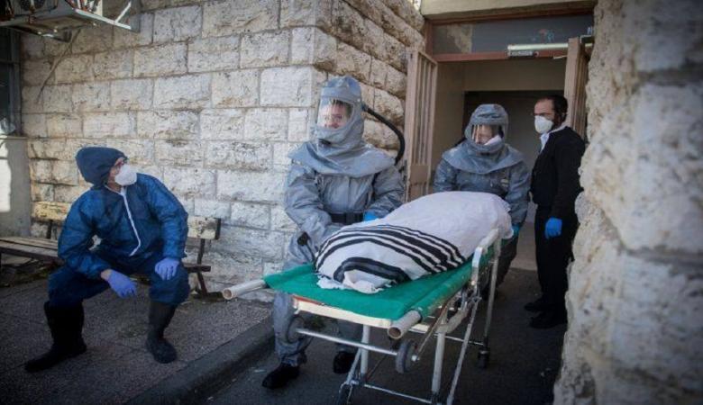 """وفاتان وأكثر من 1600 إصابة جديدة بفيروس """"كورونا"""" في إسرائيل"""