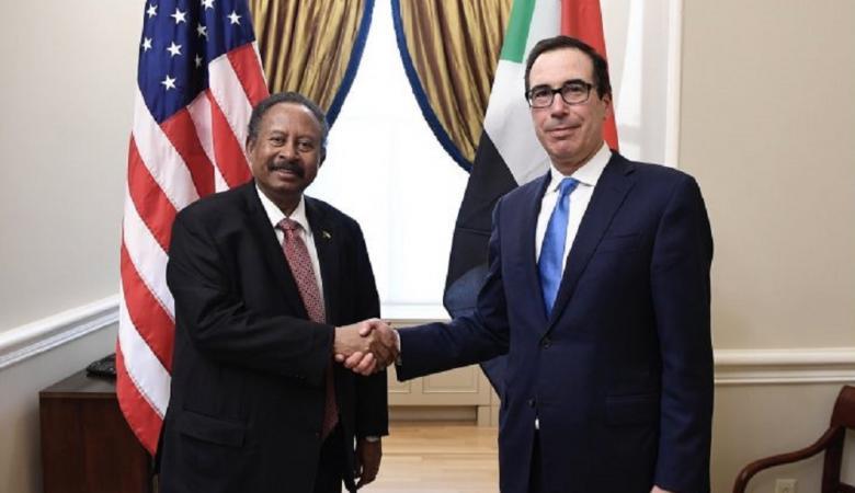السودان يؤكد المضي في تطوير العلاقة مع واشنطن