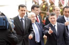 العاهل الاردني : علاقاتنا مع سوريا ستعود كما كانت في السابق