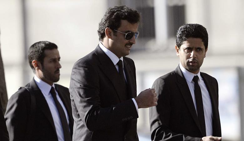 عريقات يثمن موقف امير قطر الثابت بما يخص فلسطين