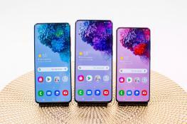 إليكم أسعار هواتف سامسونغ غالاكسي S20 وS20+ وS20 ألترا