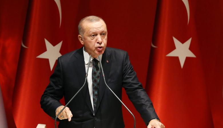أردوغان : لن نترك الشعب السوري لوحده وقضينا على آلاف العناصر