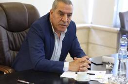 """حسين الشيخ : """"مقاومتنا مستمرة  وحتما سننصر """""""