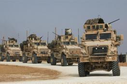 الجيش الامريكي يبعث بتعزيزات عسكرية اضافية الى سوريا
