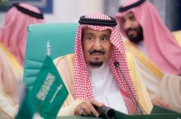 السعودية : قضية فلسطين على رأس اولوياتنا