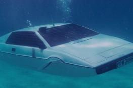 """""""السيارة الغواصة """" ..قريباً في الاسواق"""