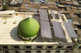 الأوقاف توقع اتفاقية ربط مساجد بالطاقة الشمسية