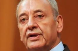 بري : اتفاق جعجع وعون لن يساعد على انهاء فراغ رئاسي مستمر