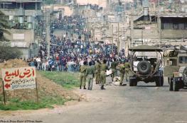 فتح في ذكرى الانتفاضة الاولى : شعبنا سيواصل الكفاح حتى انهاء الاحتلال