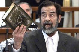 رئيس وزراء بريطانيا الأسبق : صدام حسين لم يمتلك أسلحة دمار شامل