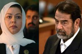 العراق يضغط على الاردن لتسليمه رغد صدام حسين