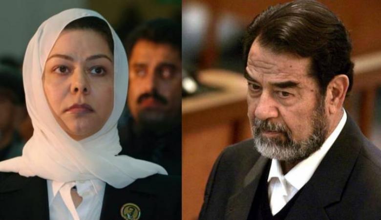 Картинки по запросу رغد صدام حسين