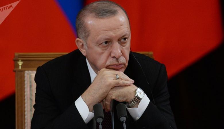 أردوغان يُلقى رسالة ترامب في سلة القمامة!