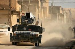 الجيش العراقي يسيطر على المجمع الحكومي في الموصل