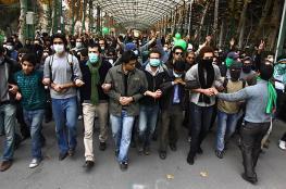 الحرس الثوري الايراني : لقد انتصرنا على الأعداء وأخمدنا التظاهرات
