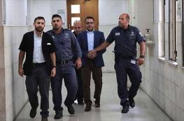 """القواسمي : اعتقال محافظ القدس """"جريمة وعقلية اسرائيلية فاشية """""""