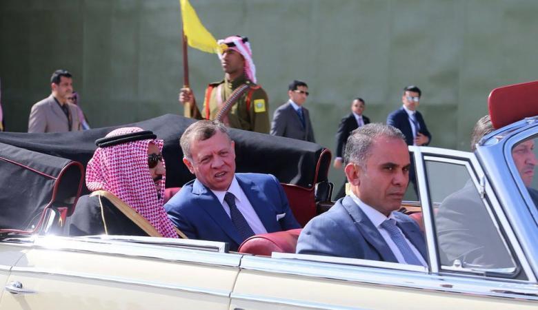 مصادر اسرائيلية : الأردن يتعرض لضغوط كبيرة  لاشراك السعودية بالوصاية الهاشمية