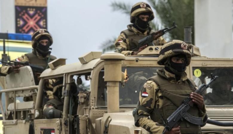 مقتل ضابط مصري برتبة عميد ومرافقه بتفجير بشمال سيناء