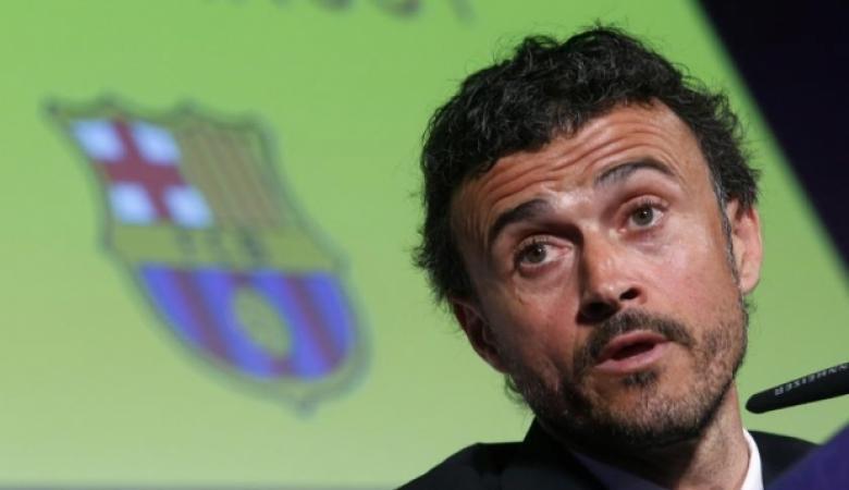 """برشلونة يبحث عن خليفة """" انريكي """""""