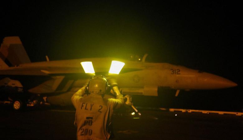اميركا تسقط الطائرة الايرانية بسلاح جديد