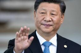 الرئيس الصيني يوجه رسالة دعم للفلسطينيين في مواجهة كورونا