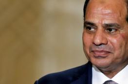 السيسي : نعمل على تمكين السلطة لتدير شؤون قطاع غزة