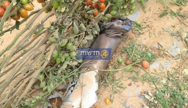 جيش الاحتلال: القذيفة أطلقت من سيناء