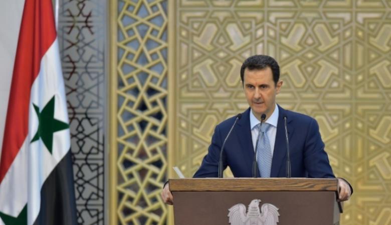 الاسد يتعرض لوعكة صحية مفاجئة ويوقف خطابه امام مجلس الشعب