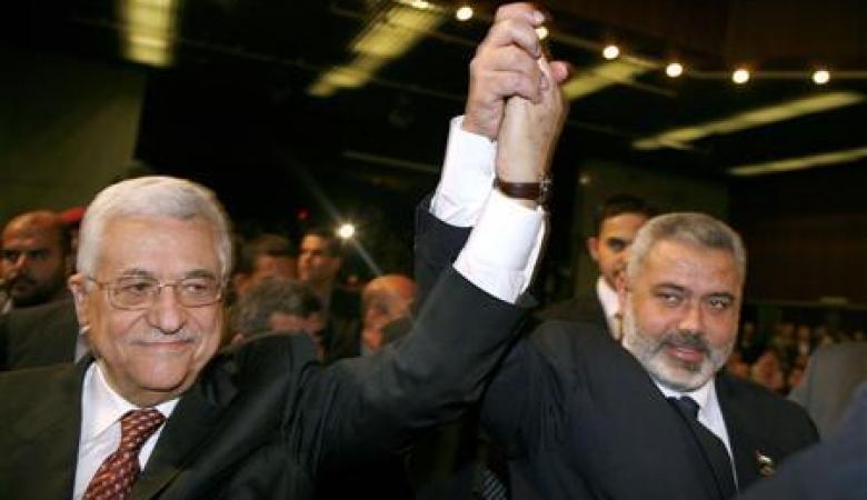الرئاسة تصطف مع حماس بوجه الادارة الامريكية